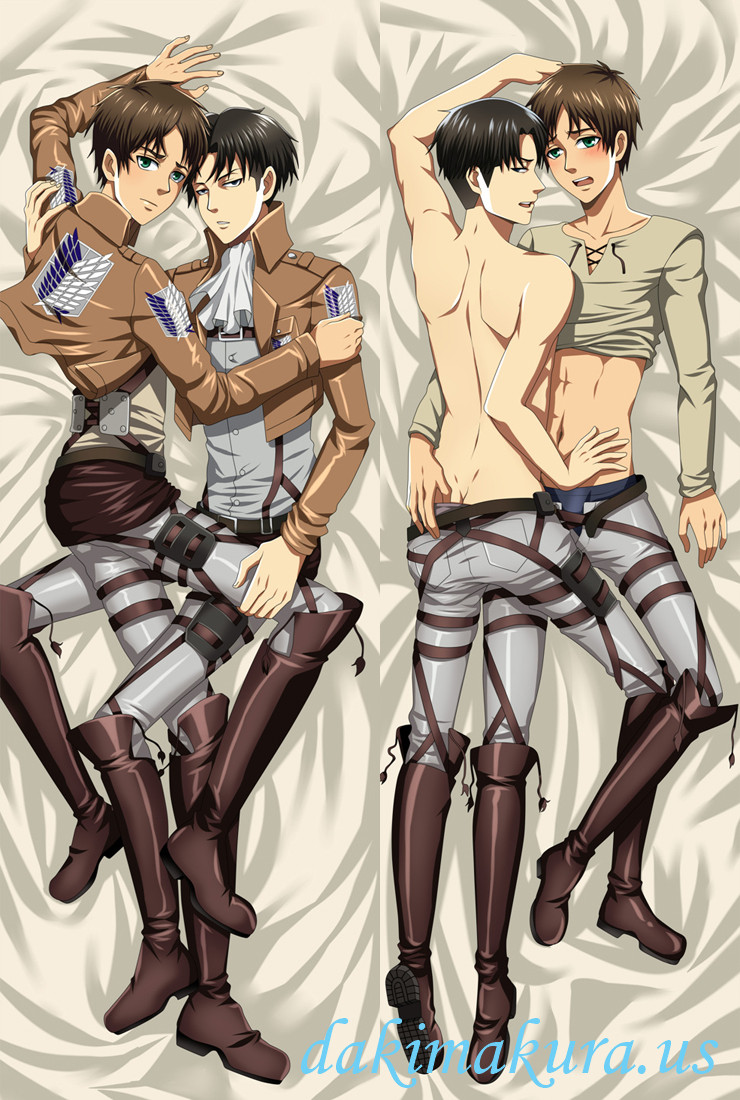Attack on Titan Anime Dakimakura Japanese Hugging Body PillowCase