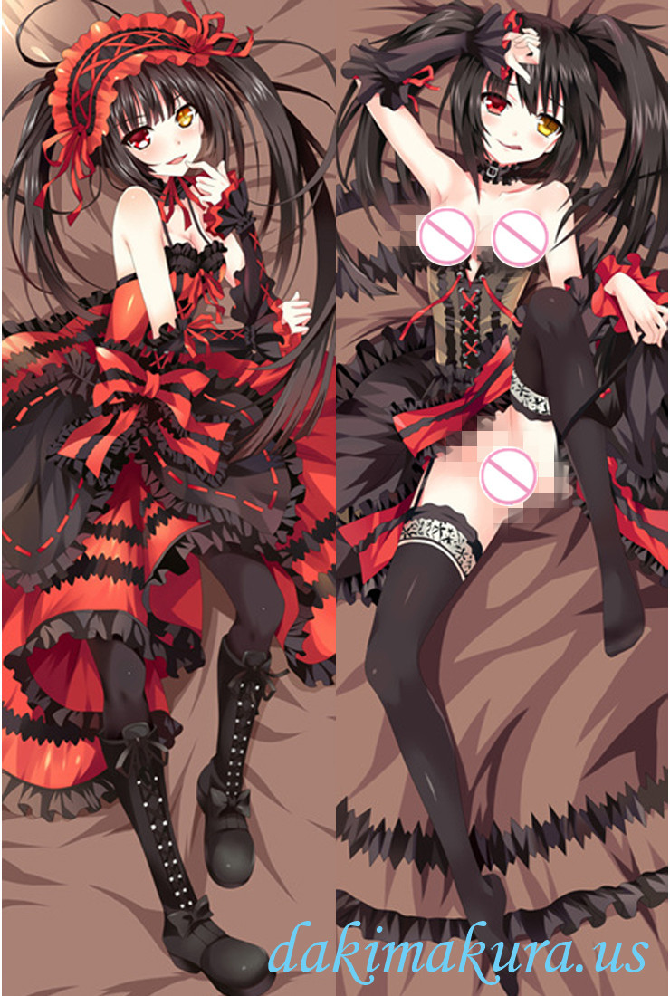 Kurumi Tokisaki - Date A Live Anime Dakimakura Japanese Love Body Pillow Cover