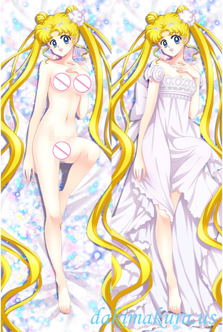 Sailor Moon Crystal Anime Dakimakura Japanese Pillow Cover