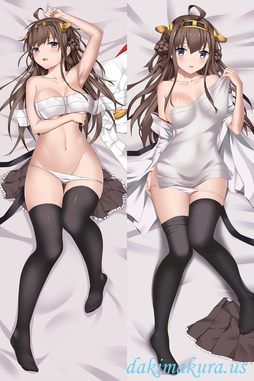 Kongou - Kantai Collection Full body pillow anime waifu japanese anime pillow case
