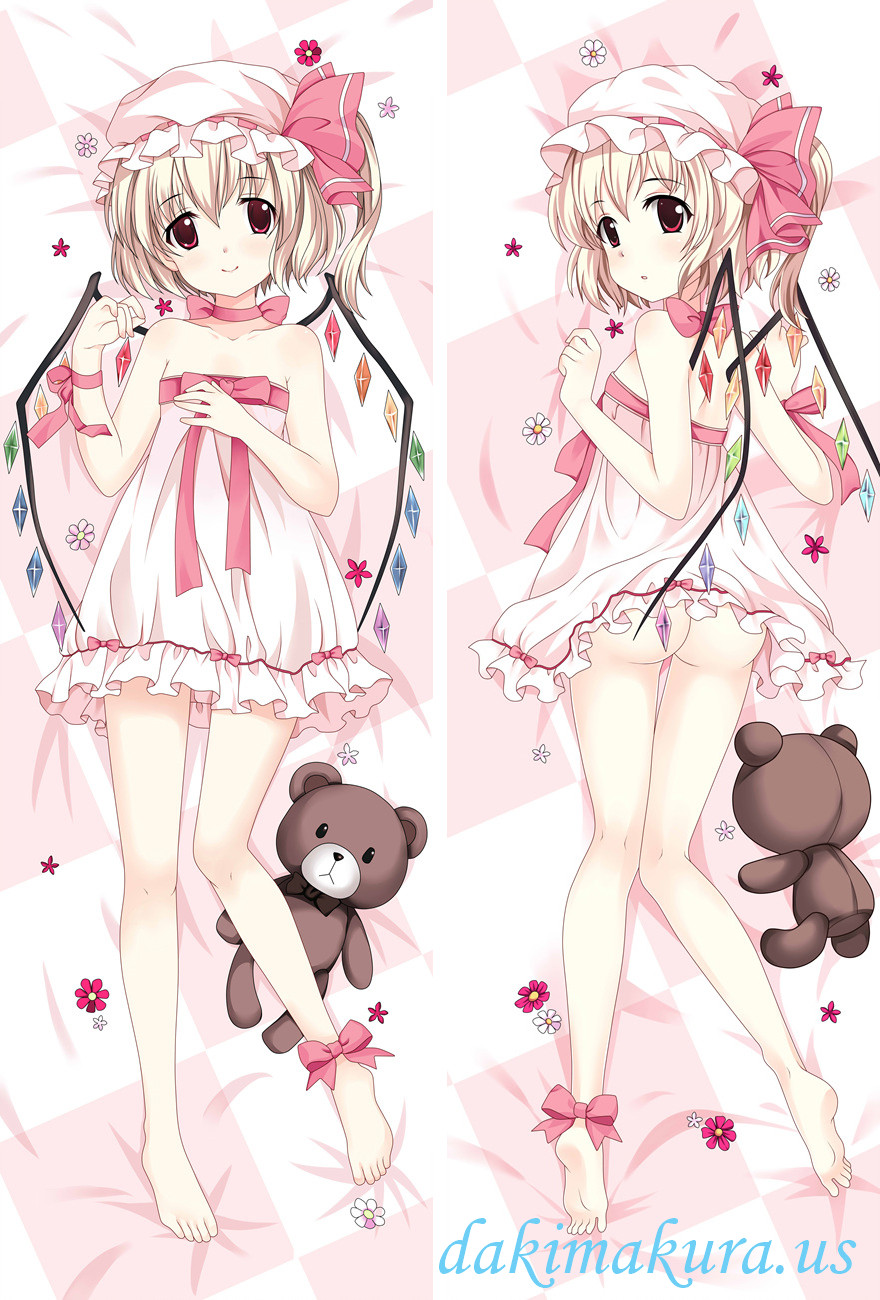 Touhou Project Anime Dakimakura Japanese Hugging Body Pillow Cover