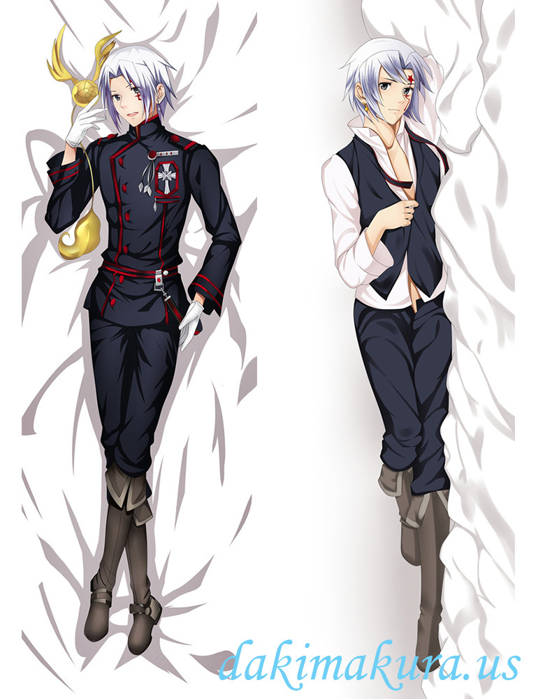 Allen Walker - D.Gray-man Male Anime Dakimakura Store Hugging Body Pillow Covers