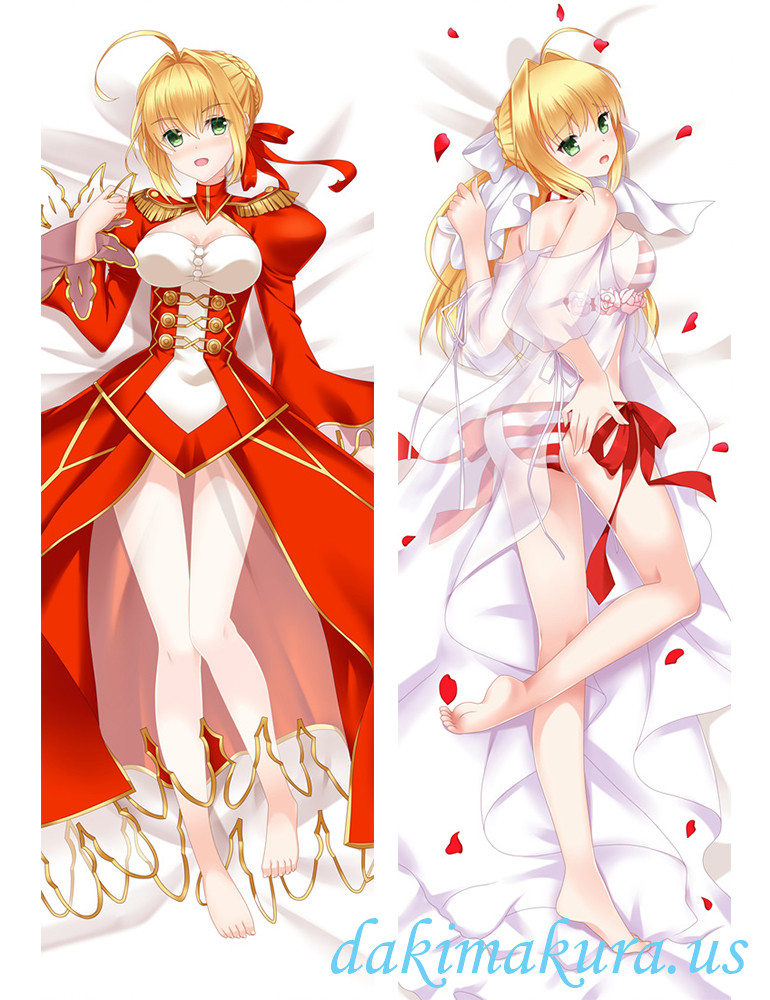 Fate Anime Dakimakura Japanese Hug Body Pillow Case