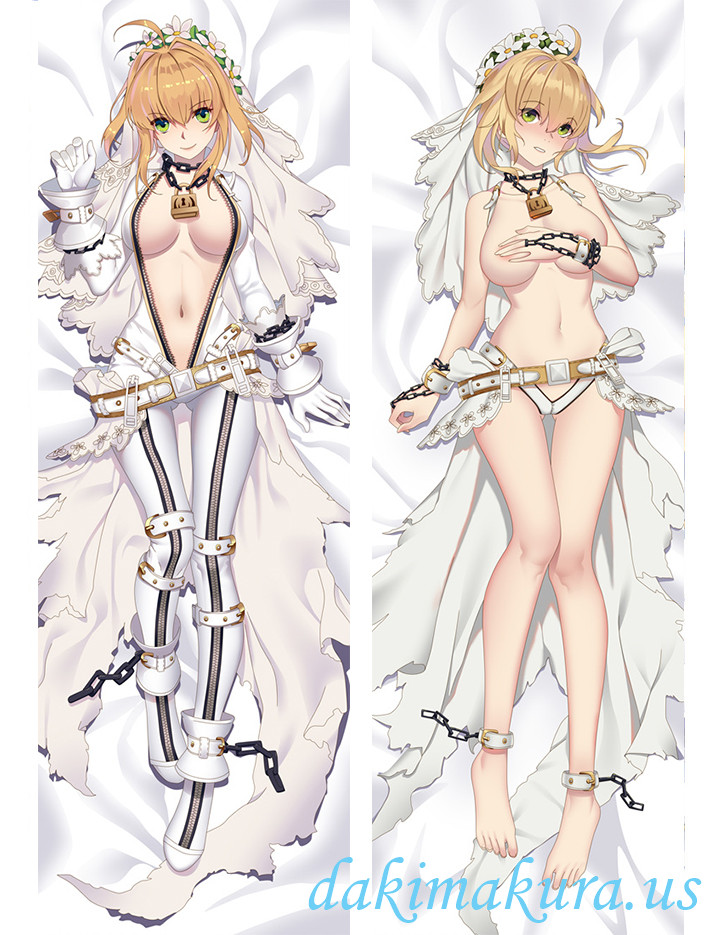 Fate Anime Body Pillow Case japanese love pillows for sale