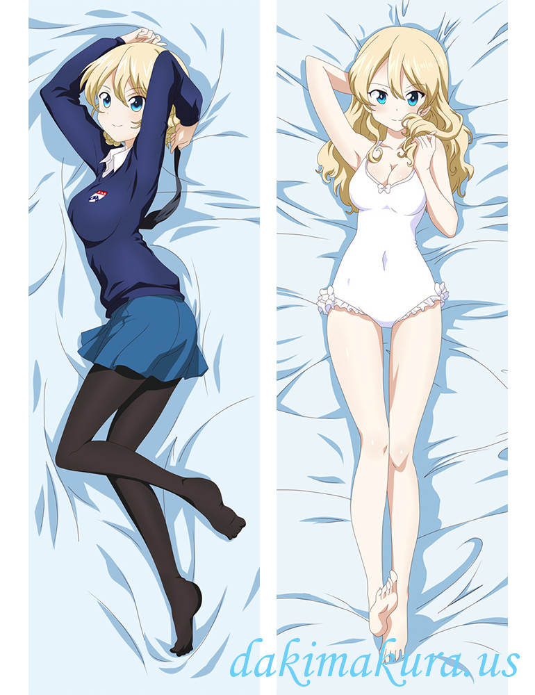 Girls und Panzer Body hug pillow dakimakura girlfriend body pillow cover