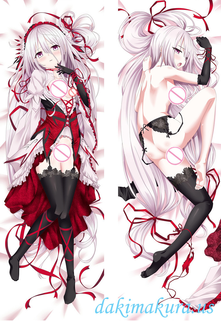 GothicDelusion Full body pillow anime waifu japanese anime pillow case