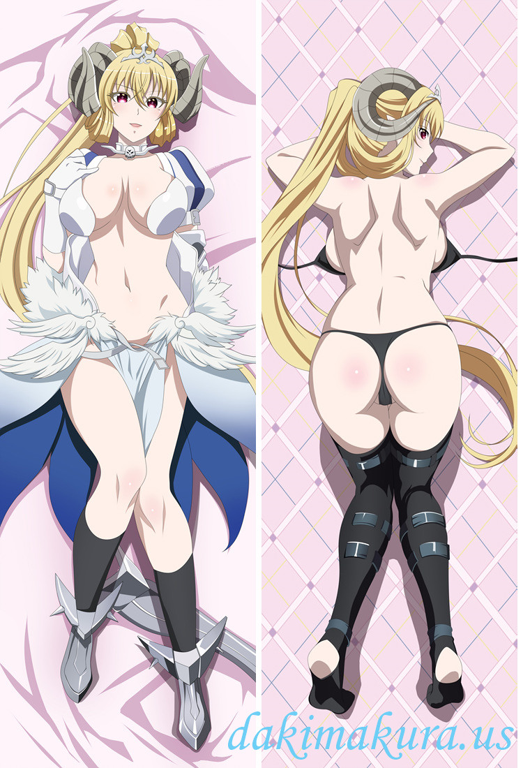 Lucifer - Sin Nanatsu no Taizai Anime Dakimakura Japanese Hugging Body Pillow Cover