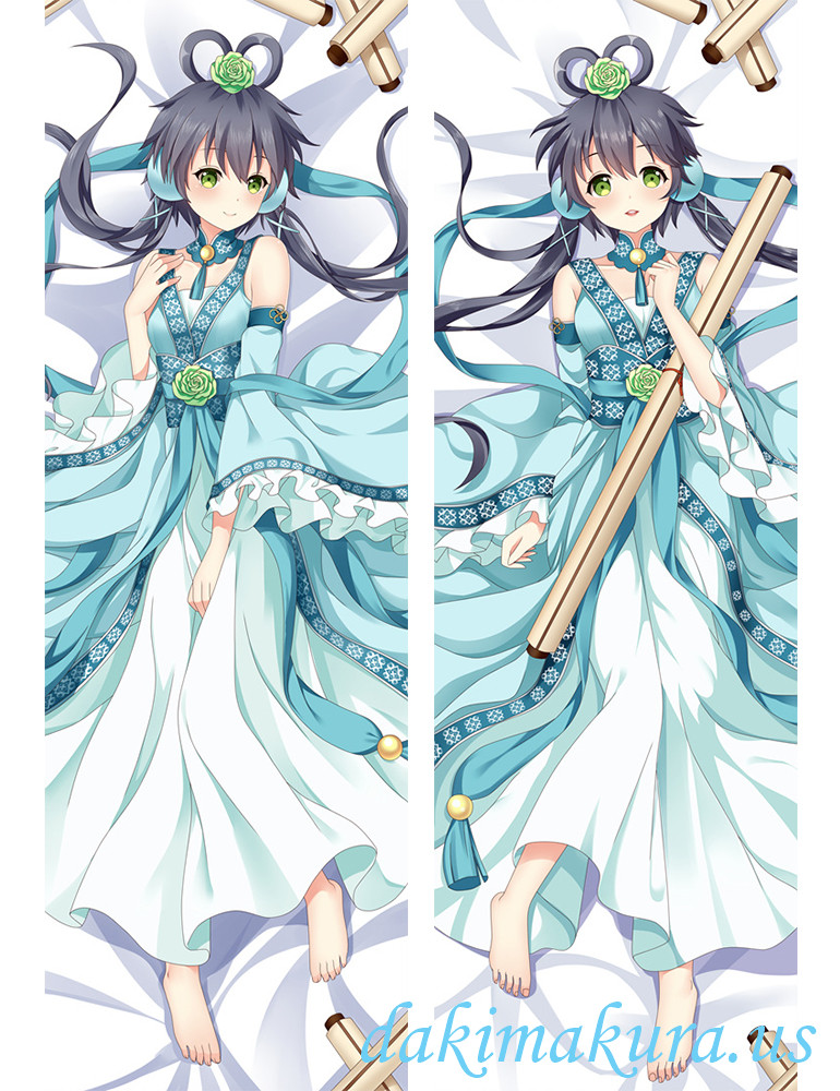Luo Tianyi - Vocaloid Anime Dakimakura Japanese Hugging Body Pillow Cover