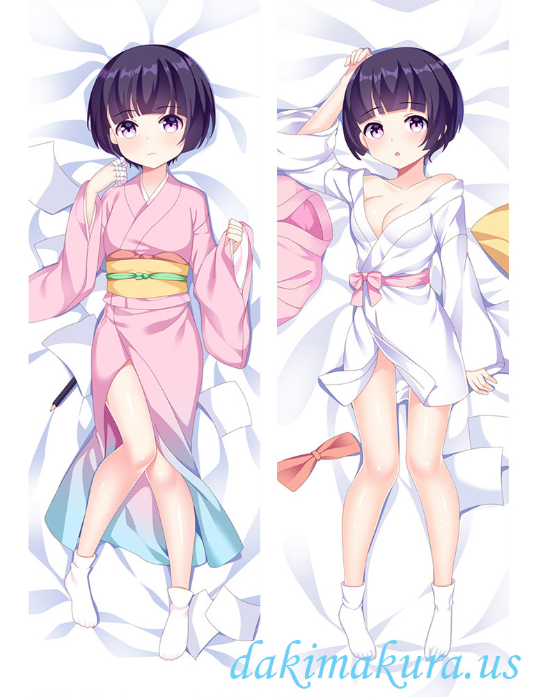 Muramasa Senju - Eromanga Sensei Anime Dakimakura Japanese Hugging Body Pillow Cover