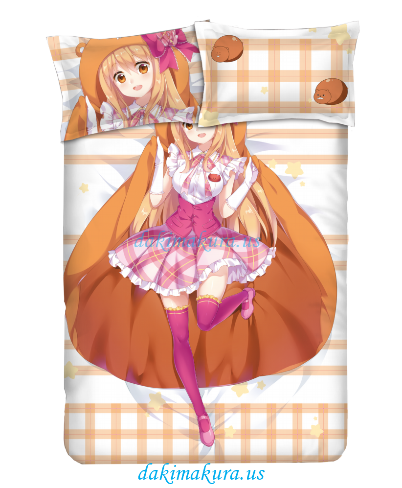Umaru Doma - Himouto Umaru Chan Anime 4 Pieces Bedding Sets,Bed Sheet Duvet Cover