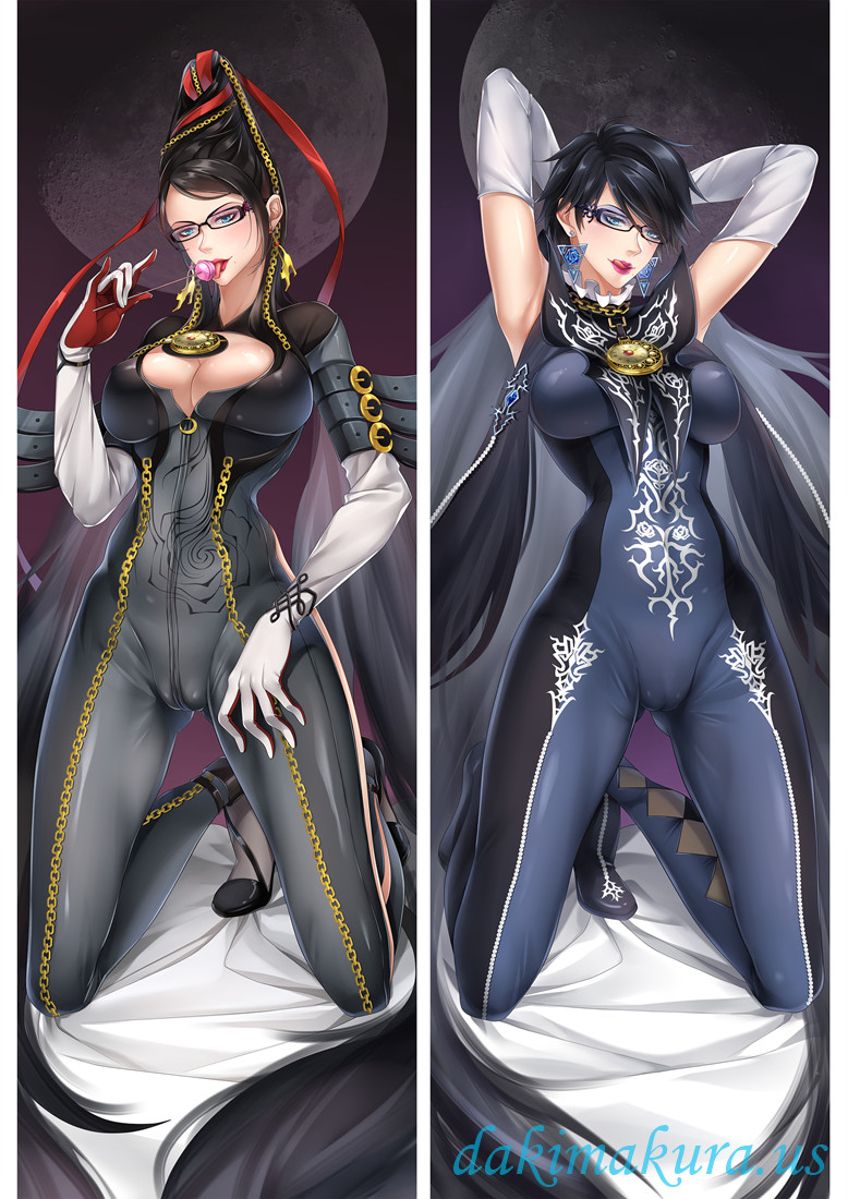 Bayonetta -Cereza Anime Dakimakura Japanese Hugging Body PillowCase