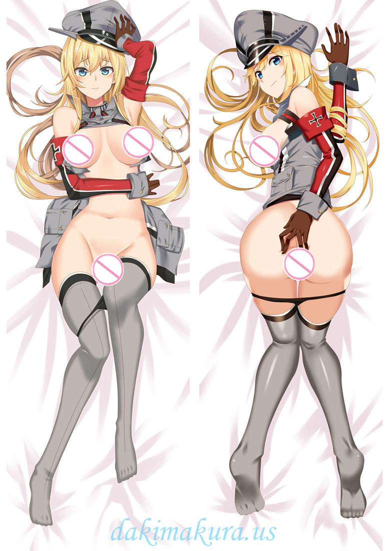 Bismarck - Kantai Collection Dakimakura 3d pillow anime pillowcase