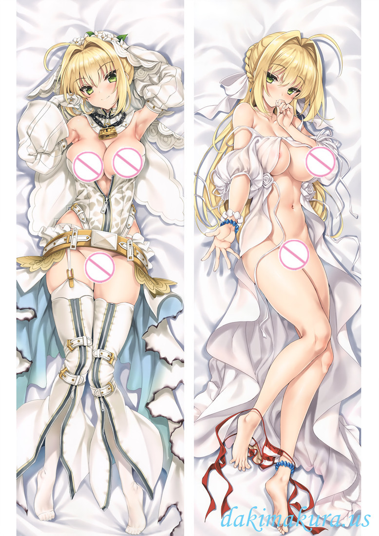 Saber - Fate Dakimakura 3d pillow japanese anime pillow case
