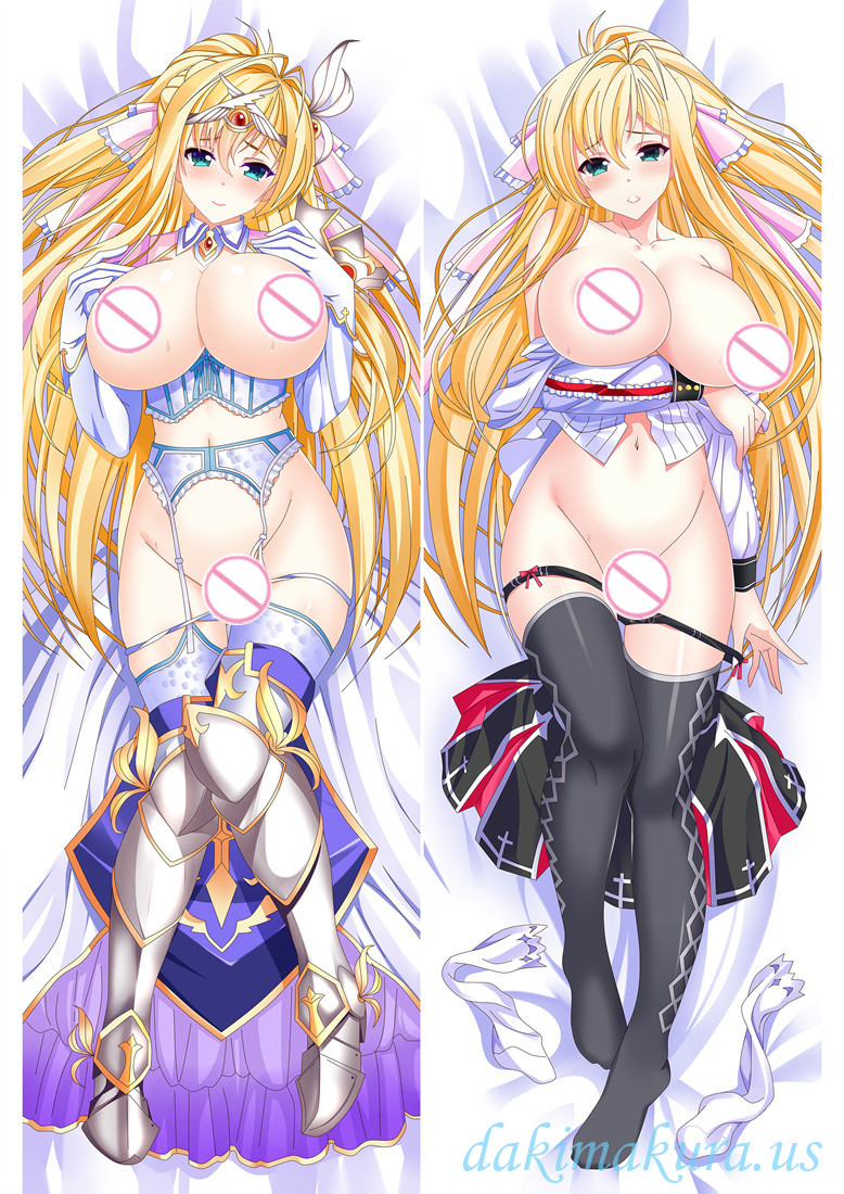 Blonde Knight Anime Dakimakura Hugging Body PillowCases