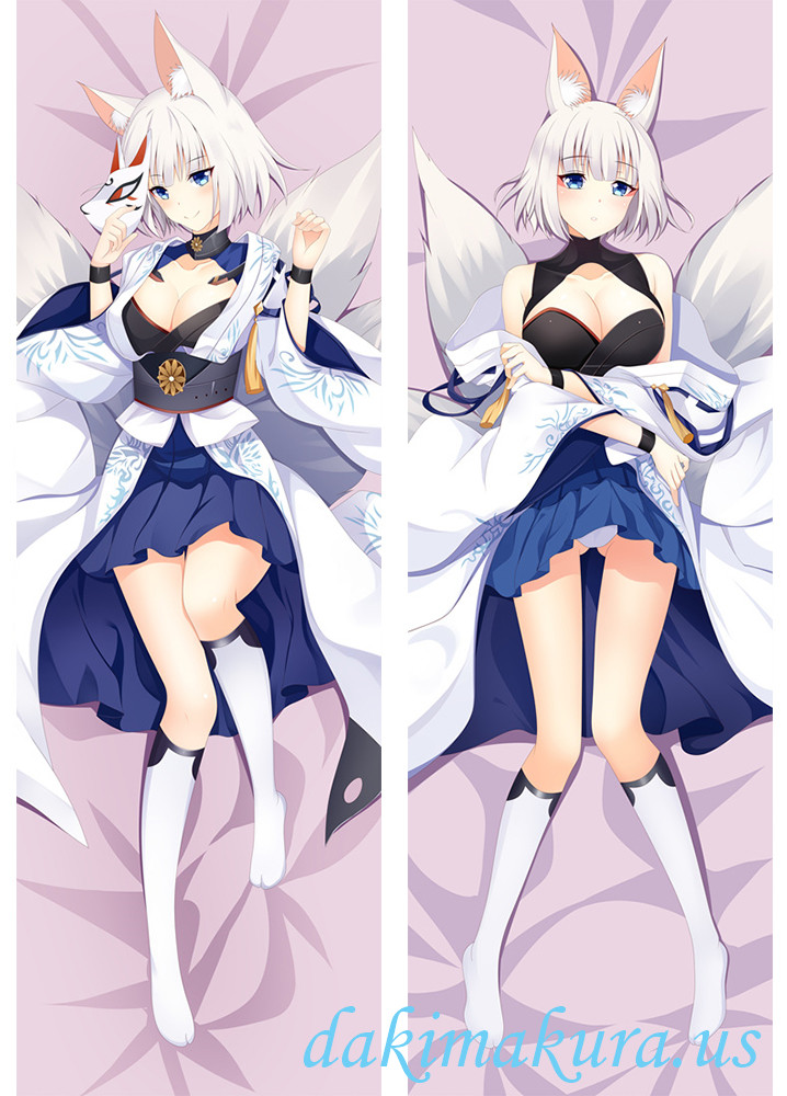 Azur Lane Anime Dakimakura Japanese Hugging Body Pillow Covers