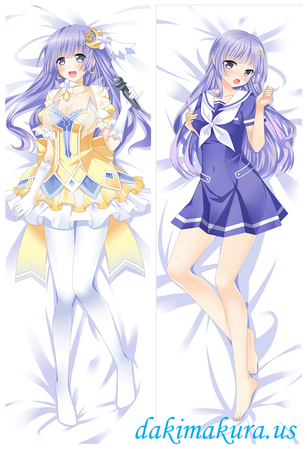 Miku Izayoi - Date A Live Anime Body Pillow Case japanese love pillows for sale