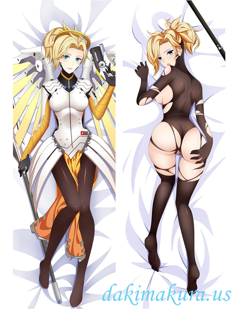 Mercy - Overwatch Body Pillow Case japanese love pillows for sale