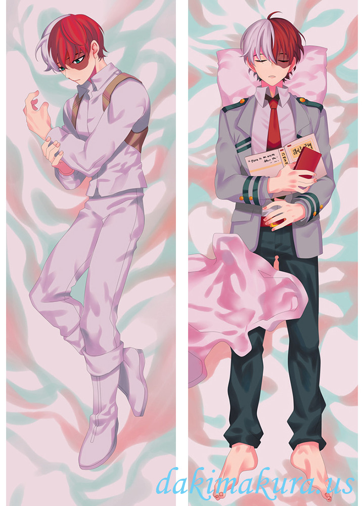 Todoroki Shoto - My Hero Academia Dakimakura Japanese Hug Body Pillow Case