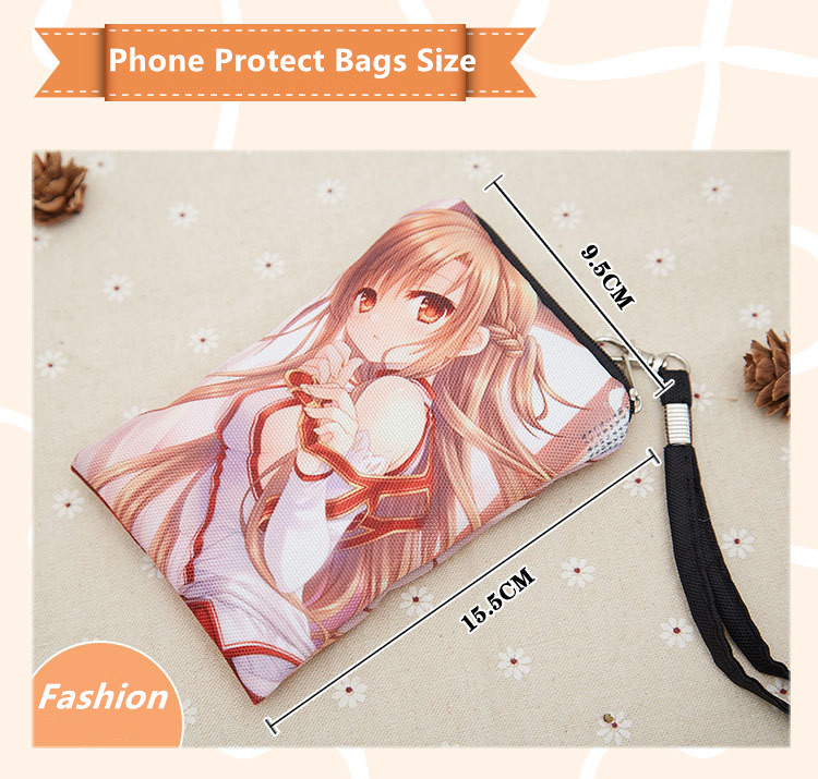 Conditional Free Gifts - Fashion Phone Protect Bags