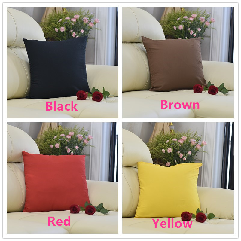 Conditional Free Gifts - Polyester Decorative Square Throw Cushion pillowcases,45*45cm(18x18 inch)