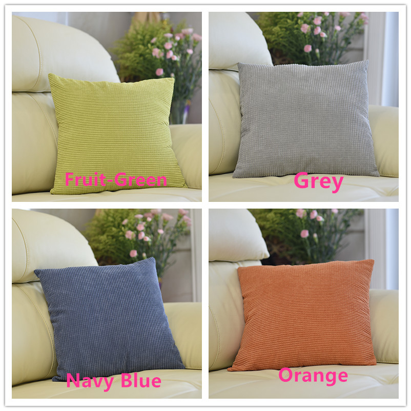 Conditional Free Gifts - Corn Velvet Cushion Cover for Chair Supersoft Handmade,45*45cm(18x18 inch)