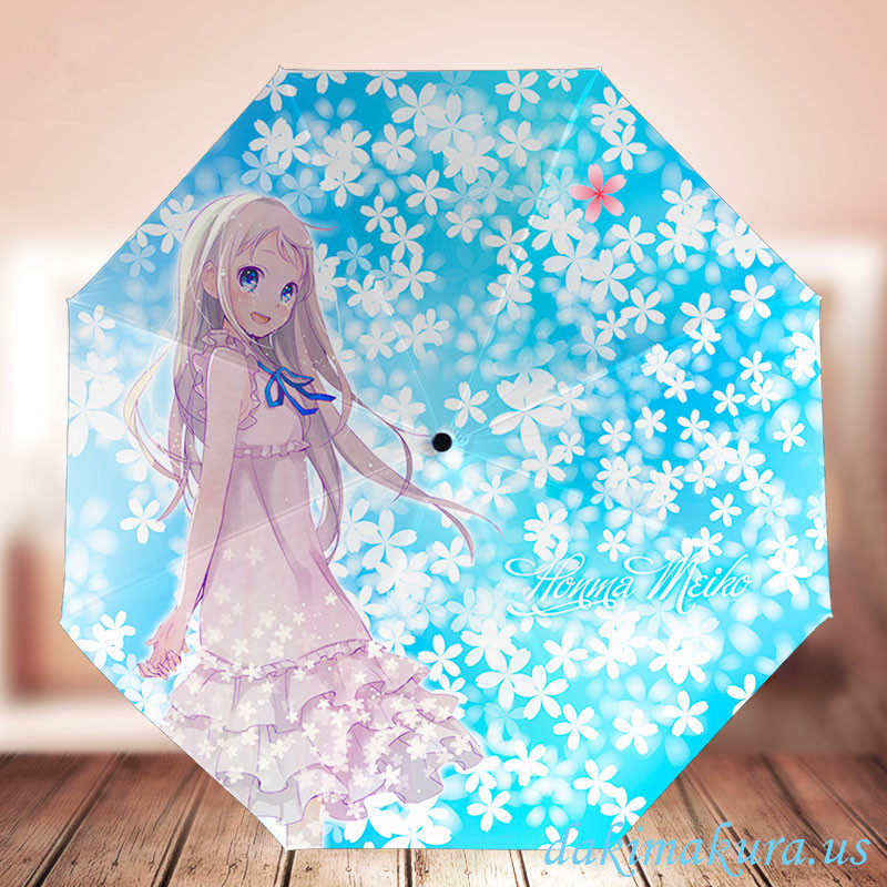 Hatsune Miku - Vocaloid Waterproof Anti-UV Never Fade Foldable Anime Umbrella