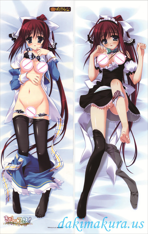 Can Fes! Itazura Majo to Naisho no Gakuensai - Toyohime Minori PILLOW COVER