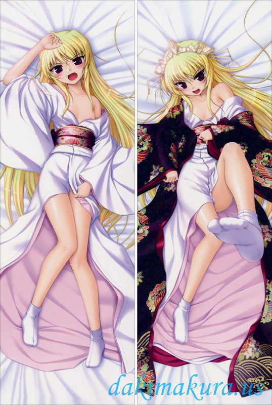 Fortune Arterial - Erika Sendo Long anime japenese love pillow cover