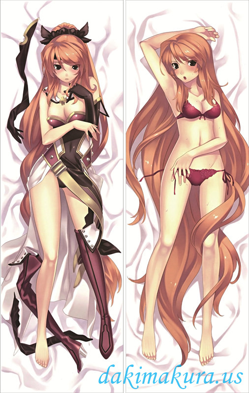 Record of Agarest War Zero - Ellis Full body waifu japanese anime pillowcases