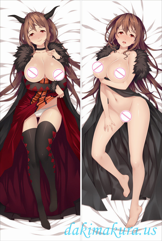 Maoyu Mao Japanese big anime hugging pillow case