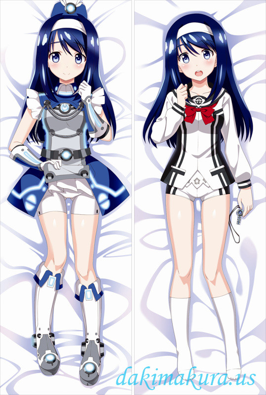 Vividred Operation - Aoi Futaba Japanese big anime hugging pillow case