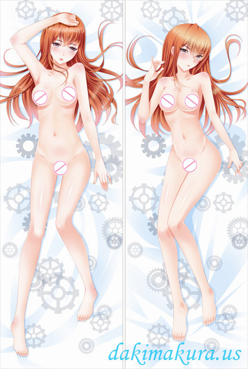 Kurisu Makise - Steins Gate dakimakura girlfriend body pillow cover