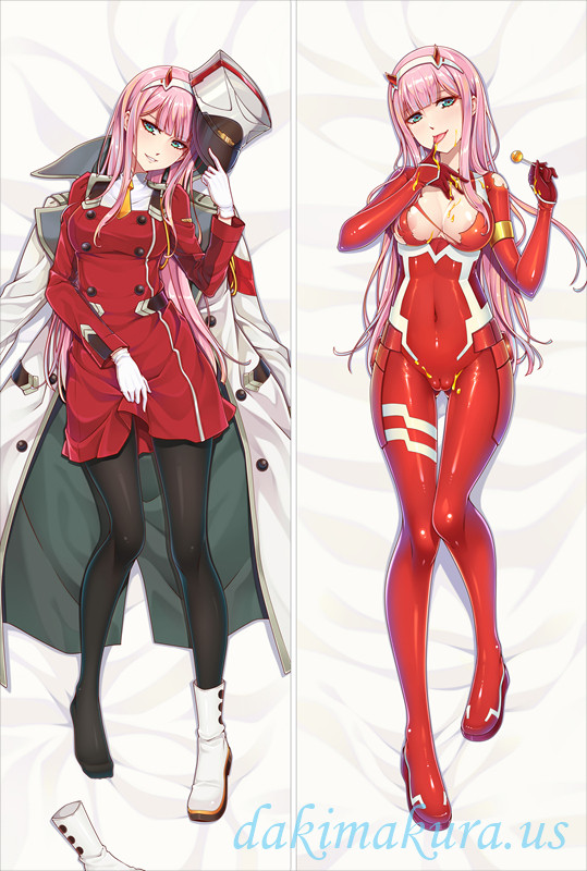 Darling in the Franxx Zero Two 002 Full body waifu anime pillowcases
