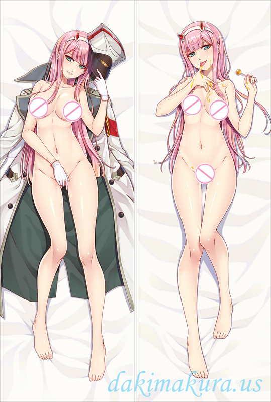 Darling in the Franxx Zero Two 002 Japanese hug dakimakura pillowcase
