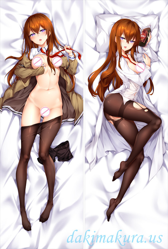 Steins Gate Kurisu Makise Full body waifu japanese anime pillowcases