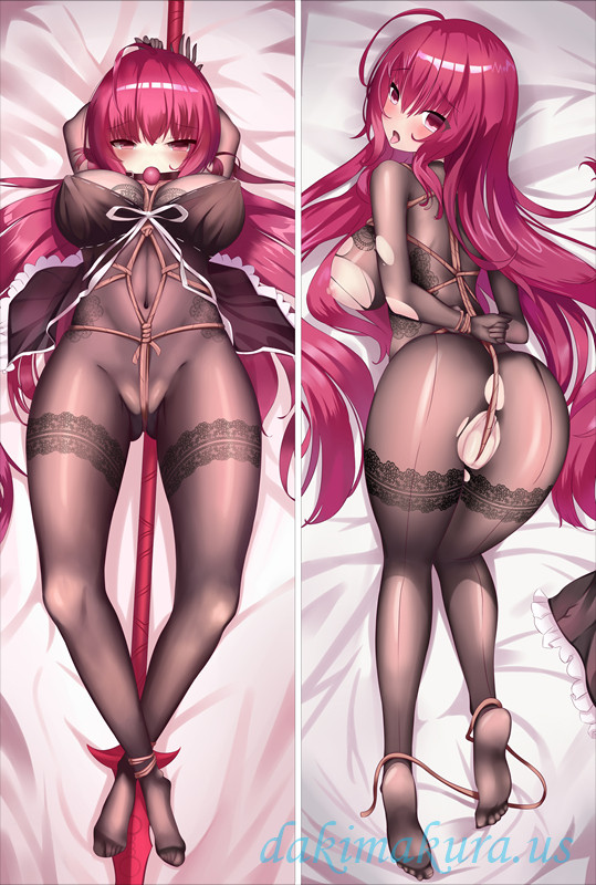 Fate Grand Order Scathach Anime Dakimakura Pillow Cover