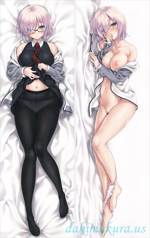 FateGrand Order FateGO FGO Mash Killier Light Anime Dakimakura Pillow Cover