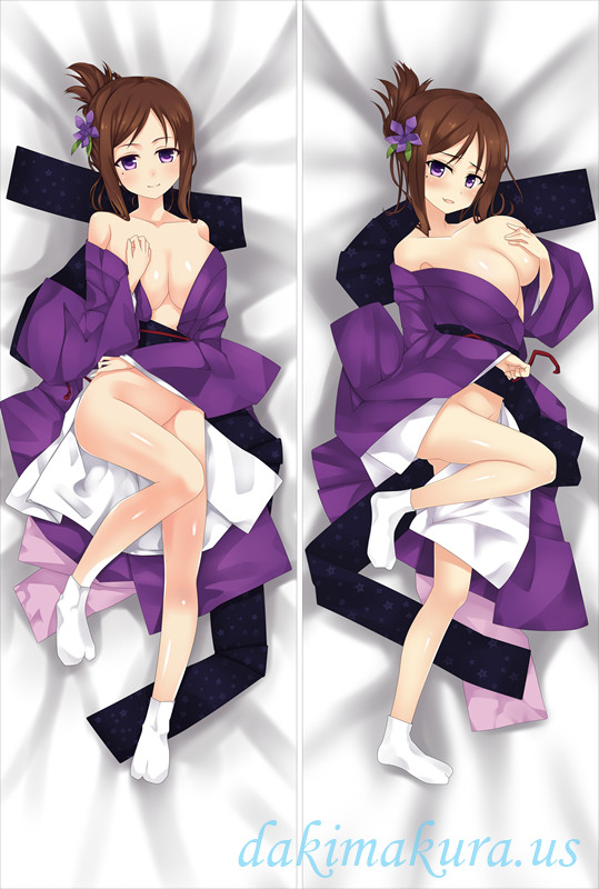 Kagiroi -Shaku Kei- Nezu Sumire Full body waifu japanese anime pillowcases