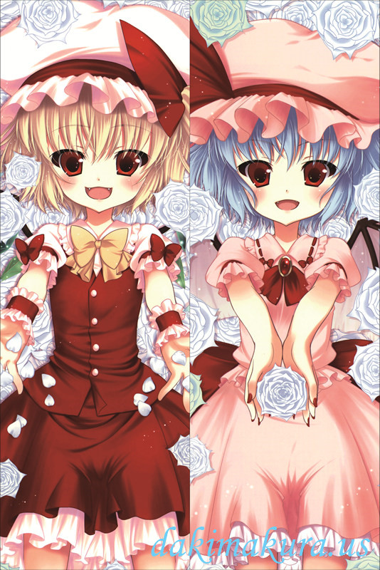 TouHou Project - Flandre Scarlet Hugging body anime cuddle pillowcovers