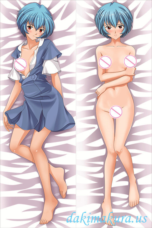 Neon Genesis Evangelion - Rei Ayanami Long anime japenese love pillow cover