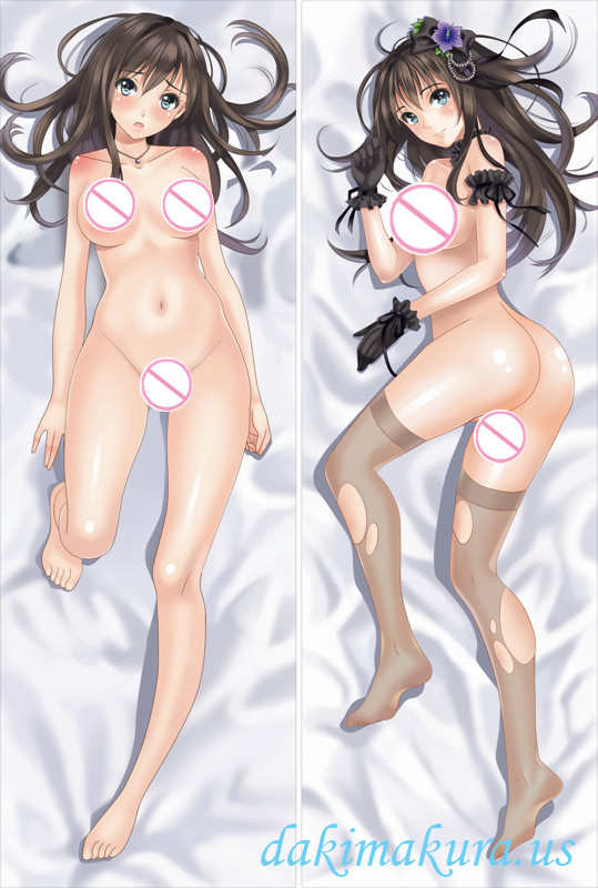 The Idolm@Ster CINDERELLA GIRLS -Rin Shibuya Pillow Cover