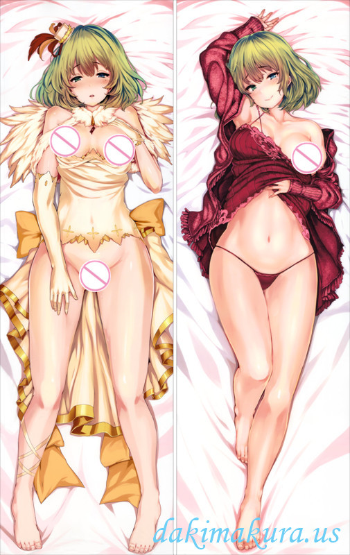 The Idolm@Ster CINDERELLA GIRLS dakimakura girlfriend body pillow cover