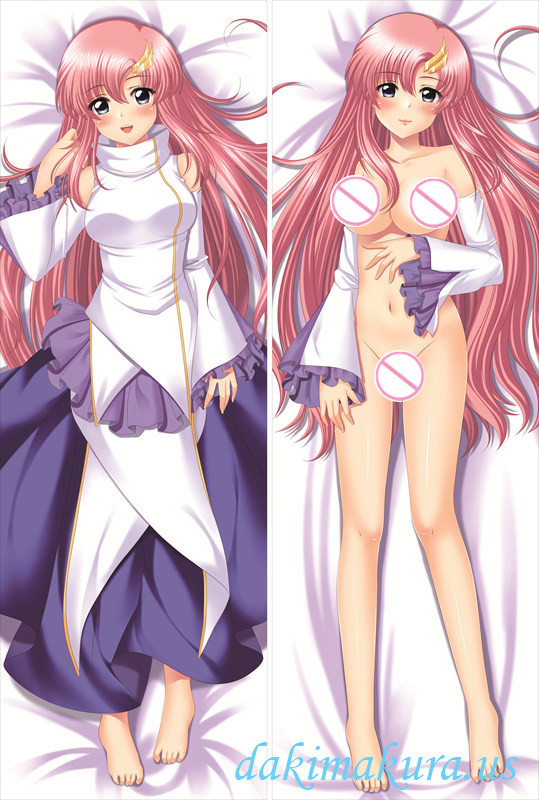 Gundam - Lacus Clyne dakimakura girlfriend body pillow cover