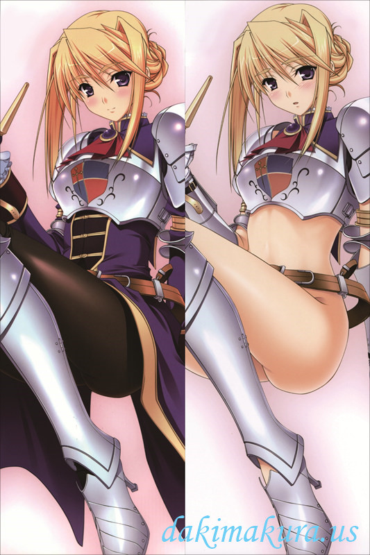 Princess Lover - Sylvia Van Hossen Full body waifu anime pillowcases
