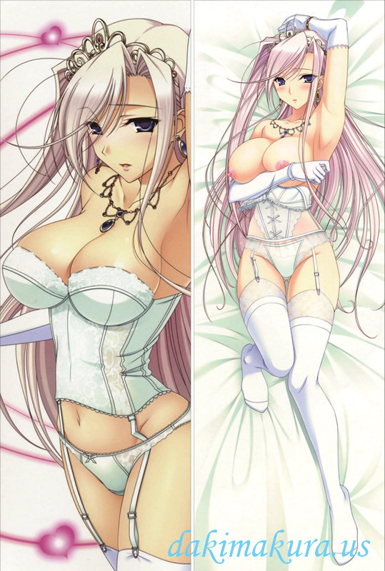 Princess Lover - Charlotte Hazelrink Pillow Cover