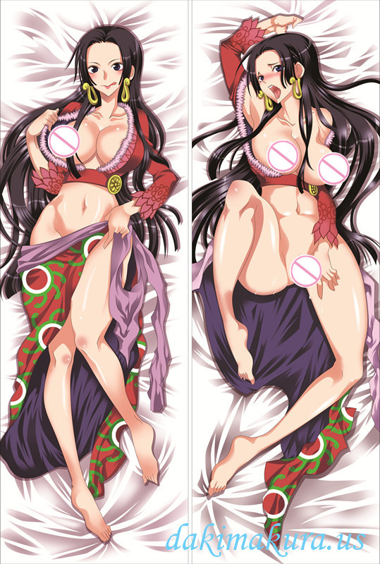 One Piece - Boa Hancock Anime Dakimakura Japanese Hugging Body Pillow Cover