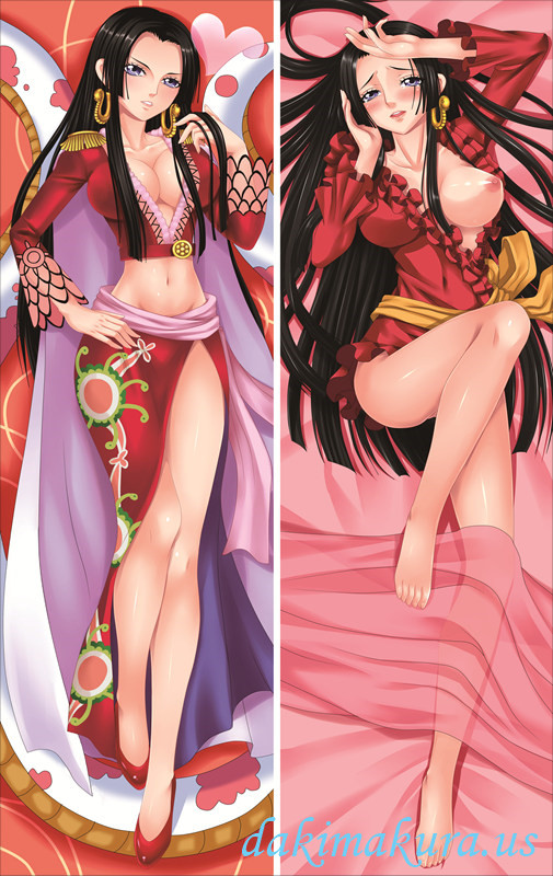 One Piece - Boa Hancock dakimakura girlfriend body pillow cover