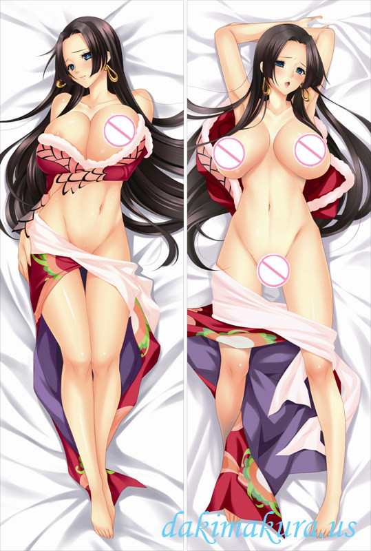 One Piece - Boa Hancock Full body waifu anime pillowcases