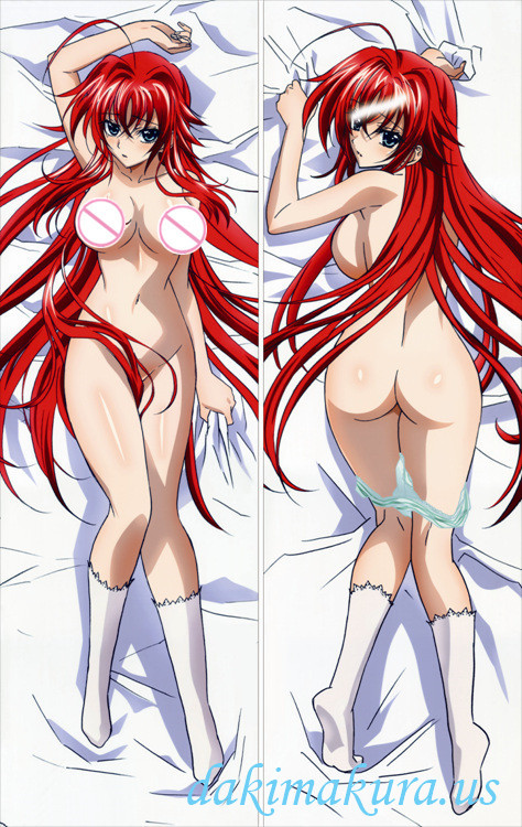 High School DxD - Rias Gremory dakimakura girlfriend body pillow cover