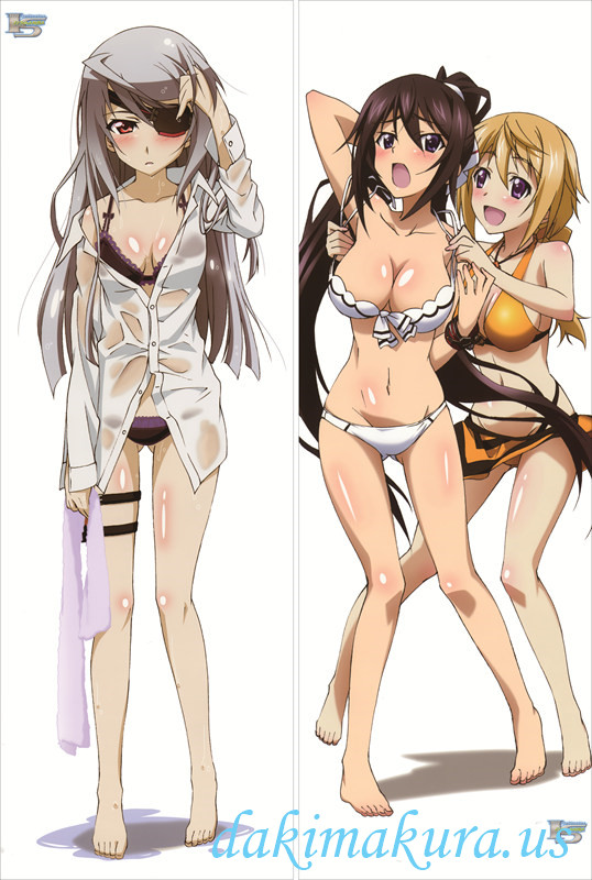 Infinite Stratos - Houki Shinonono Pillow Cover